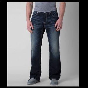 BKE Buckle Derek boot denim jeans